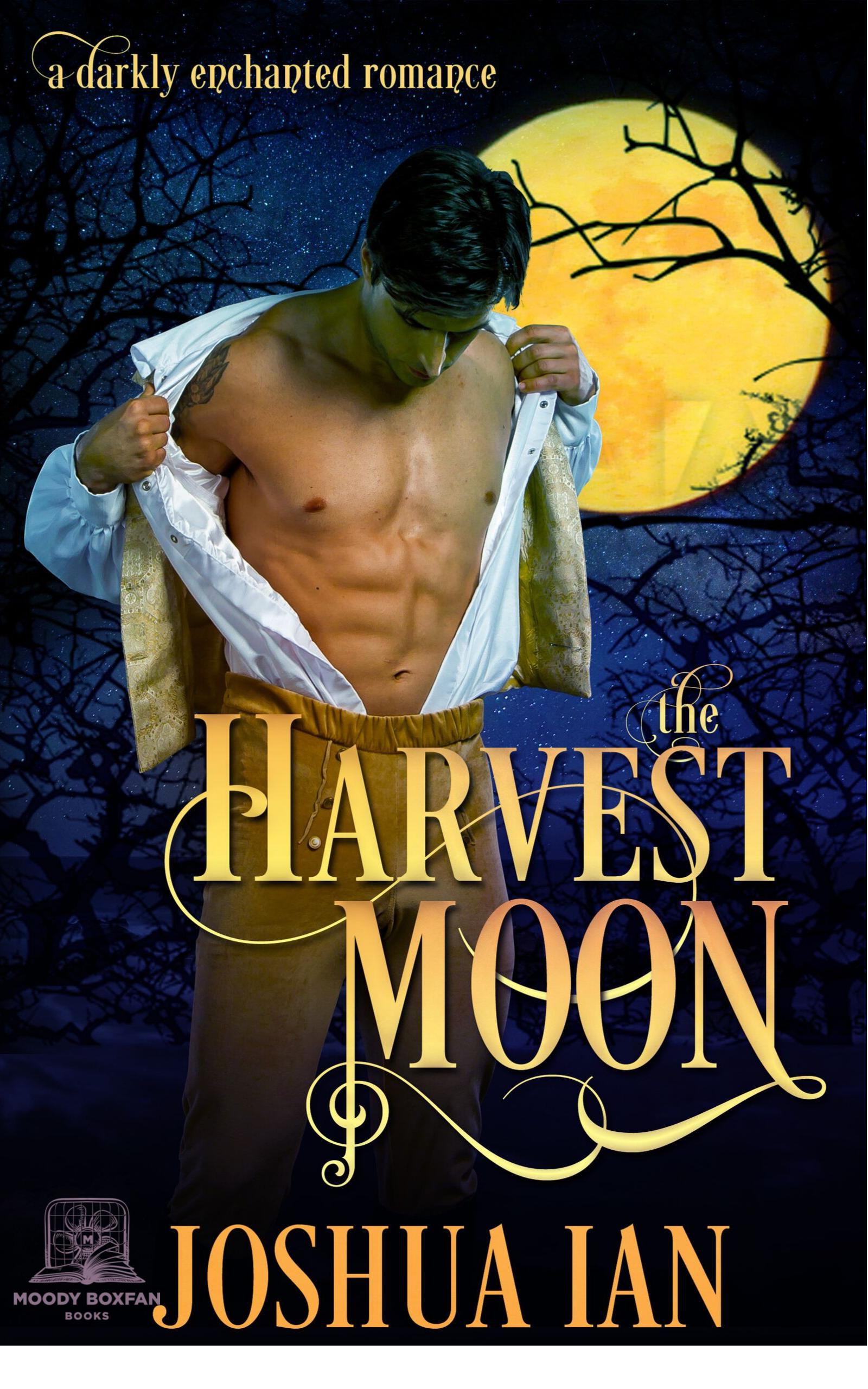The Harvest Moon by Joshua Ian