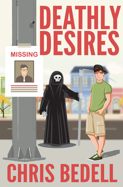 DEATHLY DESIRES by Chris Bedell