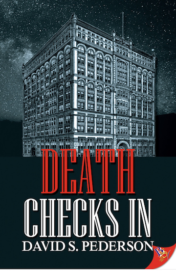 Death Checks In by David S. Pederson
